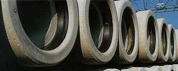 glockenmuffenrohre aus beton nach norm en1916 din v1201 typ2. Black Bedroom Furniture Sets. Home Design Ideas